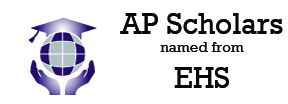 AP Scholars from EHS Recognized